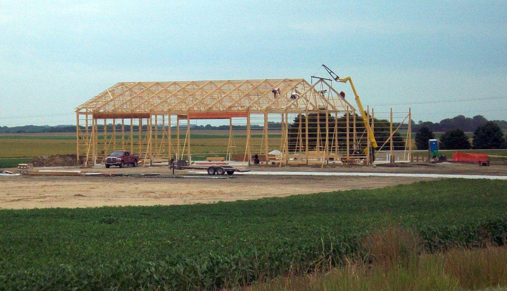 Longview 2 Edit Numark Building Corp Pella Iowa Post