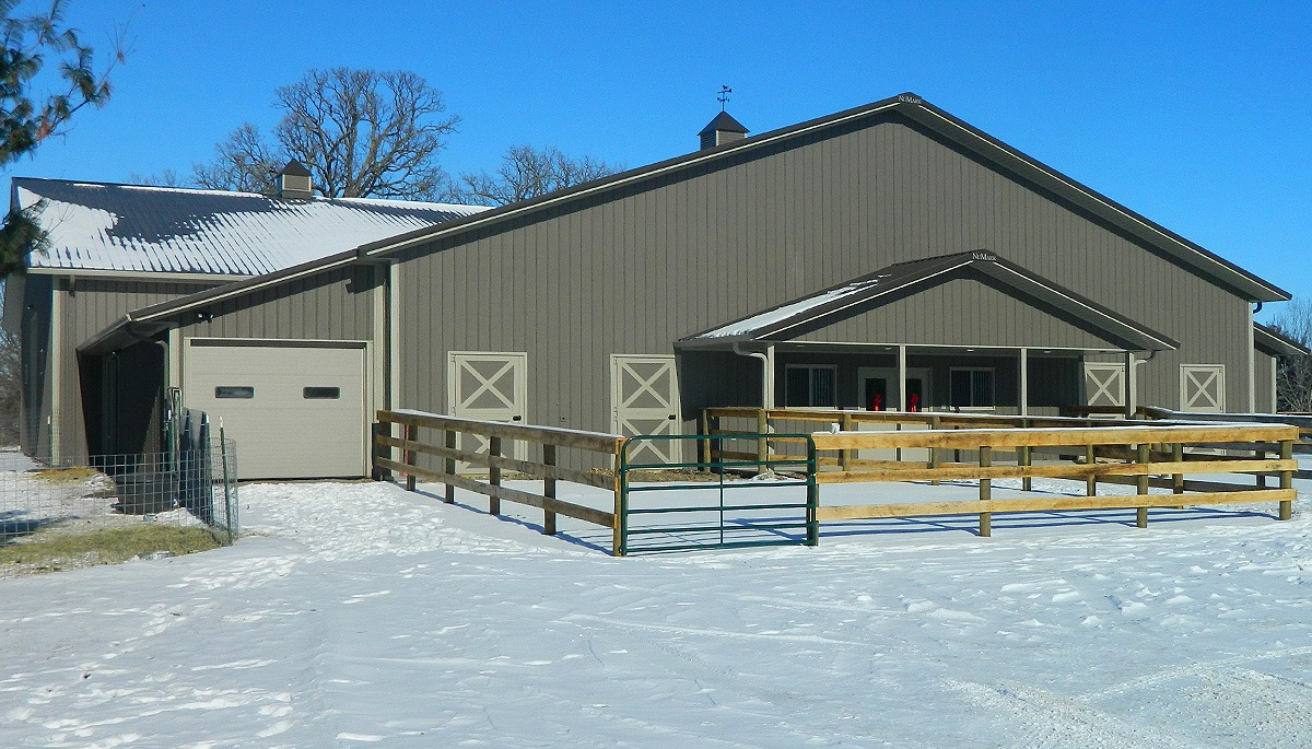 numark equine custom building pella iowa