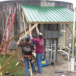 numark building updates in Honduras