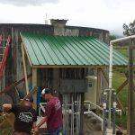 numark building help in Honduras