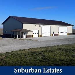 suburban estates