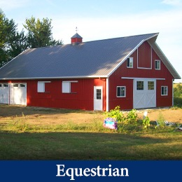 equestrian building construction iowa